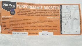 PERFORMANCE BOOSTER - for all stock
